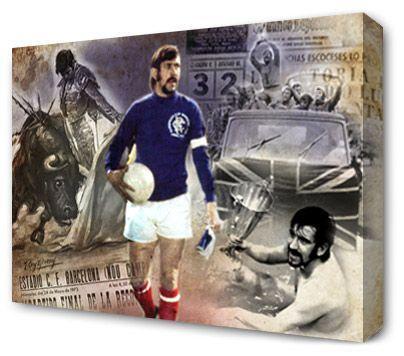 Glasgow Rangers  - John Greig - Barcelona 1972