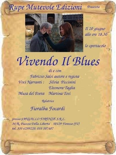 VIVENDO IL BLUES @ Bar San Gallo 34R Piazza della Libertà 50129 - 20-Giugno https://www.evensi.com/vivendo-il-blues-bar-san-gallo-34r-piazza-della-liberta/153793708