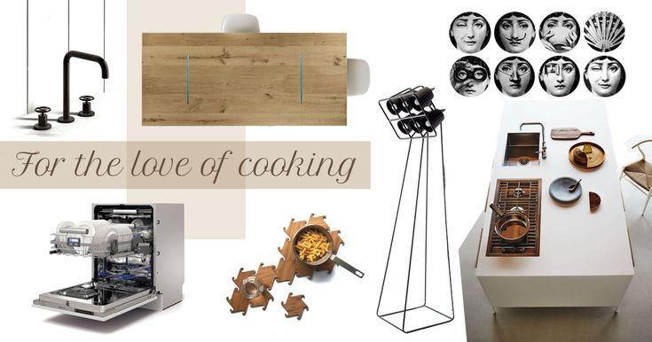 Kitchen ideas: elegant and practical