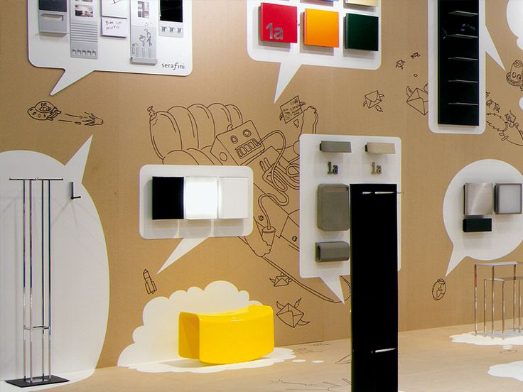 Exhibition Stand Wall Design : Best images about exhibition design on pinterest door