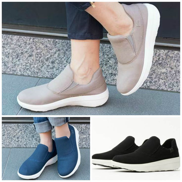 Shoes for Bunions: Fitflop Loaff Sporty