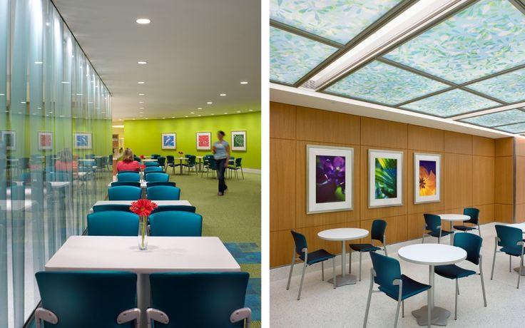 Children's Healthcare of Atlanta Egleston Campus Interior Design Stanley Beaman & Sears