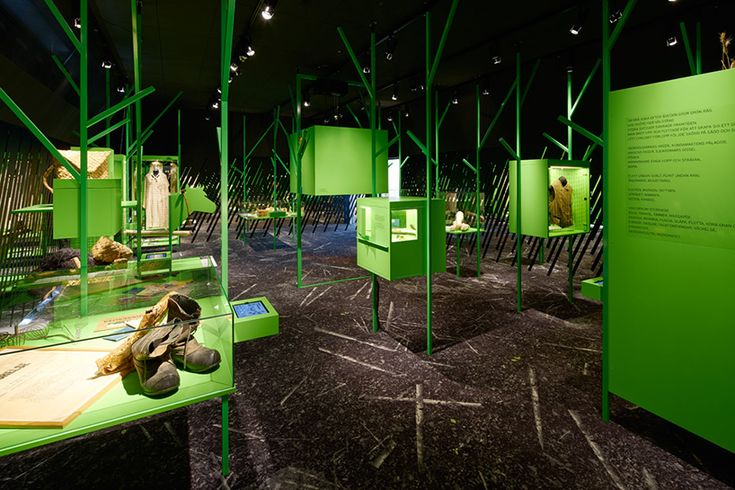 bornstein lyckefors architects' slash-and-burn agriculture exhibit