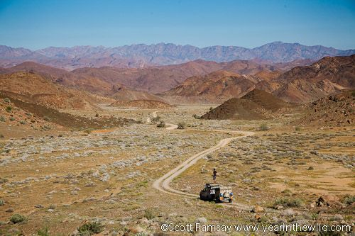 The Richtersveld: Nothing can Compare