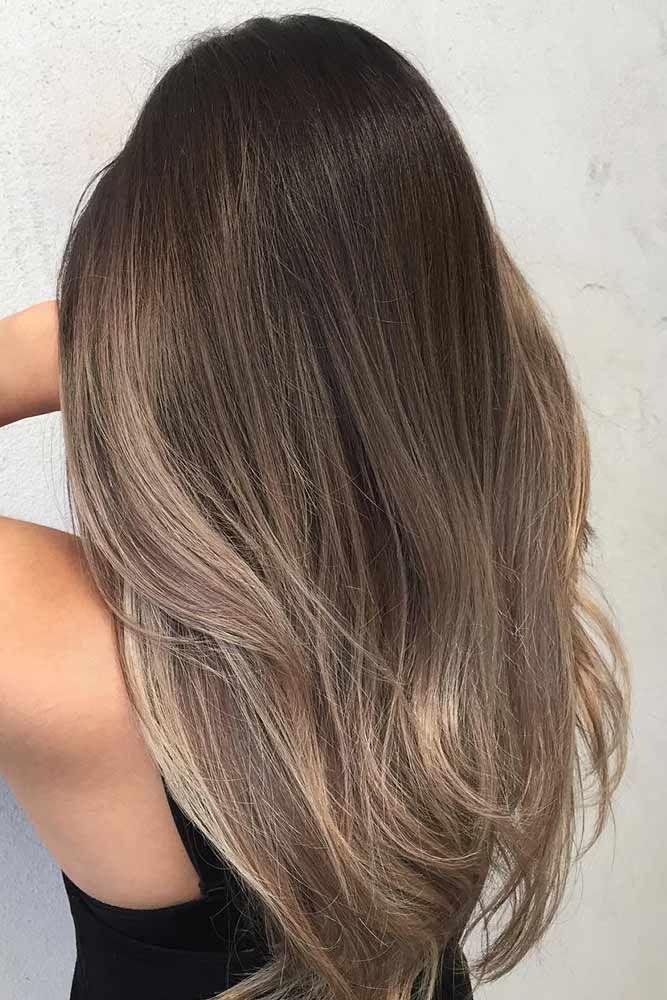 65 Sassy Looks With Ash Brown Hair Brown Hair Balayage