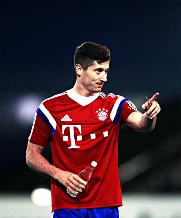 Lewandowski - Bayern Munchen