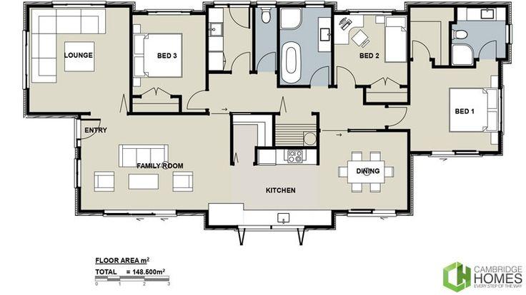 Cambridge Homes Auckland | Brunswick Design