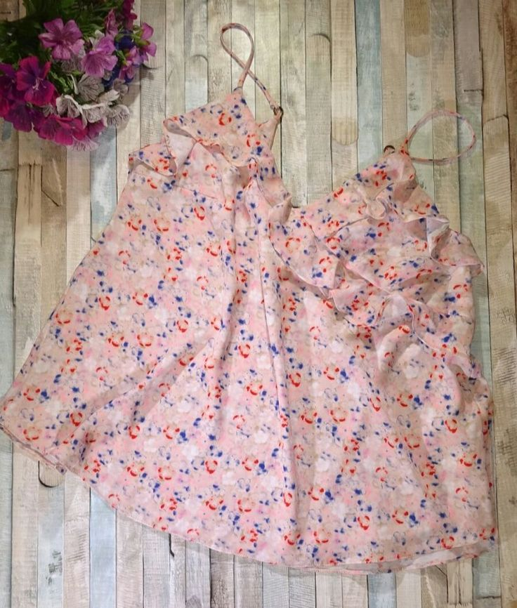 Topshop Maternity Ghost Floral Pink Tank Top Shirt Blouse Size 4 NWT Retail $50 | Clothing, Shoes & Accessories, Women's Clothing, Tops & Blouses | eBay!