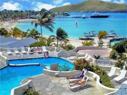St. James Club, Antigua -   go there, its beautiful   & maybe you'll get engaged too! ;o)