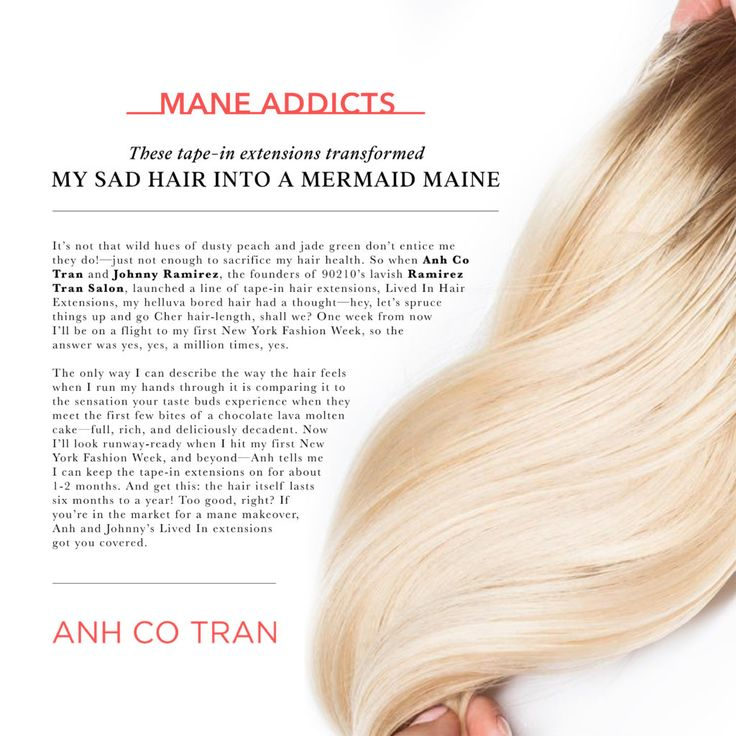 Featured on Mane Addicts