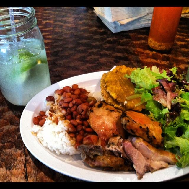 Sol Food Catering Menu