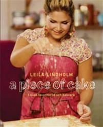 Leilas A Piece of Cake är en komplett, grundläggande och färgstark bakbok fylld av läckra recept på allt från småkakor, mjuka kakor och tårtor till matbröd och knäckebröd. Nya spännande bakverk som chocolate cupcakes, New York blueberry cheesecake och kola- och pekannötspaj varvas med klassiker som mormors goda kardemummaskorpor och nio olika smaksättningar till en vanlig sockerkaka. Briocher, fougasse från Provence, surdegsbaguette och nio sorters scones varvas med hurtbullar, danskt…