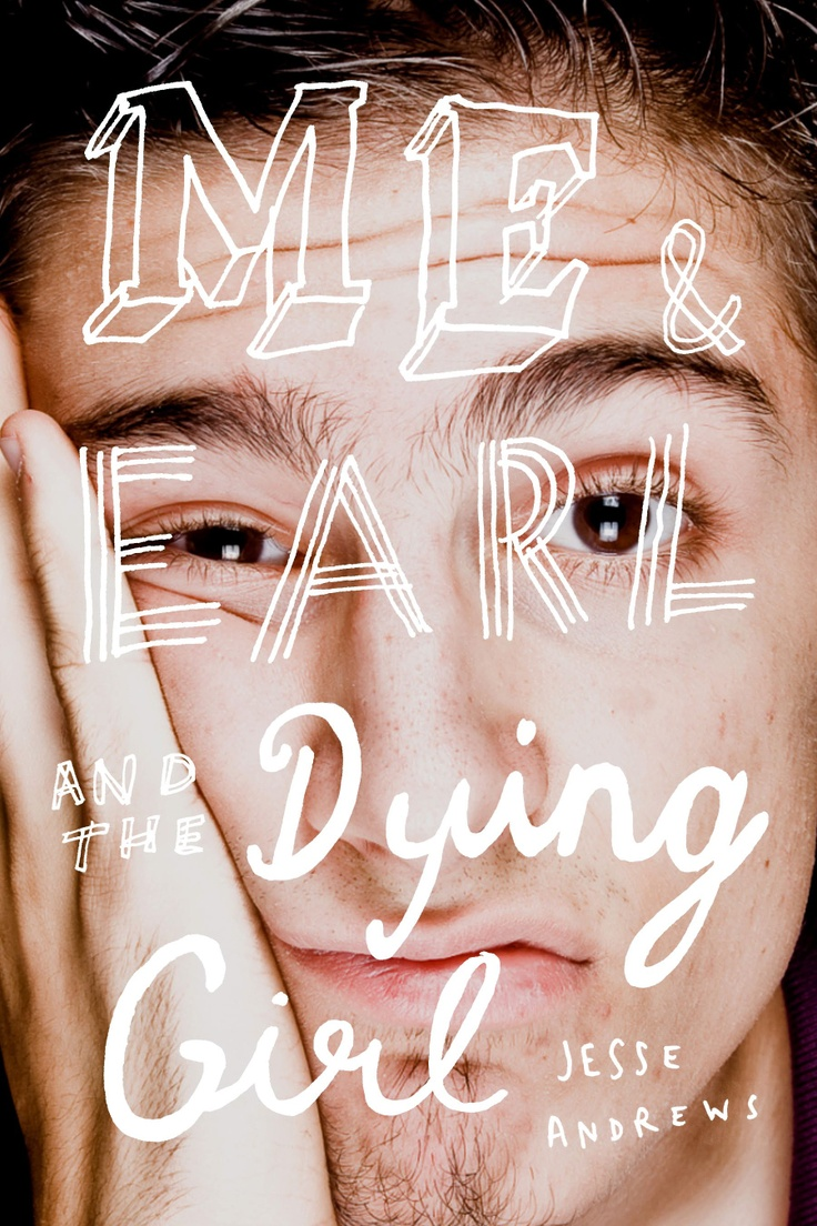Mishaps and Adventures: The Cover Evolution of Me Earl and the Dying Girl