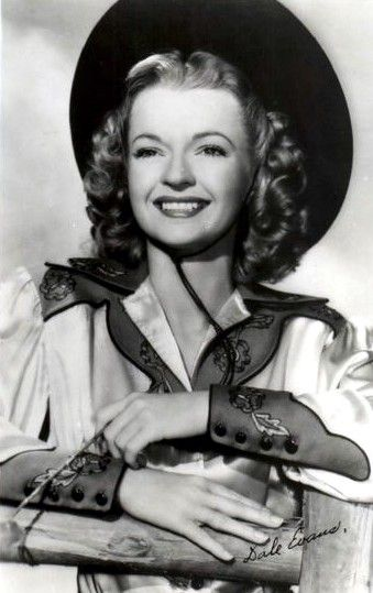 She was such a gem...Queen of the West ~ Dale Evans