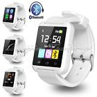 shop | THE FIRSTWEBSI U8 Bluetooth Smart Wrist Watch Phone Mate For Android&IOS Iphone Samsung Sony £13.99