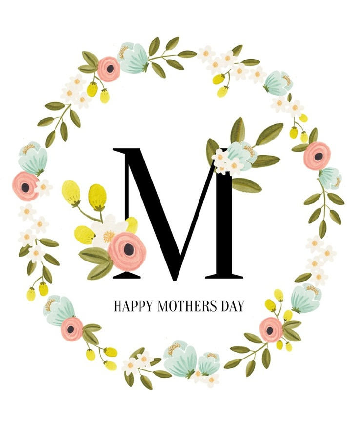 happy mothers day  free printable— the painted arrow