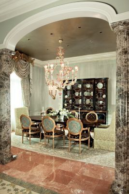 Dining Room on Dining Rooms   Luxe Source   Dining Rooms