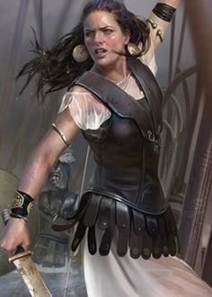 Queen Teuta of Illyria, by The Creative Assembly (used with permission) I first saw this production artwork on the Facebook page for The Creative Assembly's Total War: Rome II, and immediately reco...