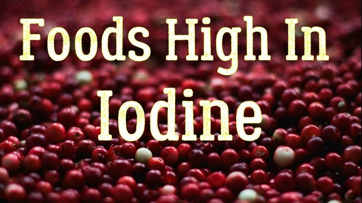 Top 20 Foods High In Iodine