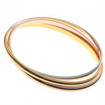 Женские браслеты из металла