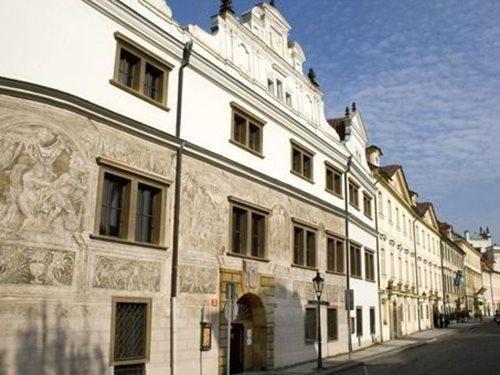 Martinický palác v Praze - ukázka renesančního života