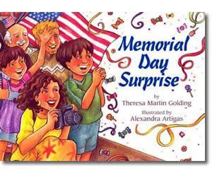 memorial day book printable