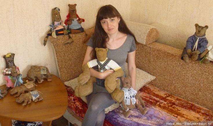 Волшебные игрушки с запахом корицы / Изготовление игрушек своими руками / Бэйбики. Куклы фото. Одежда для кукол