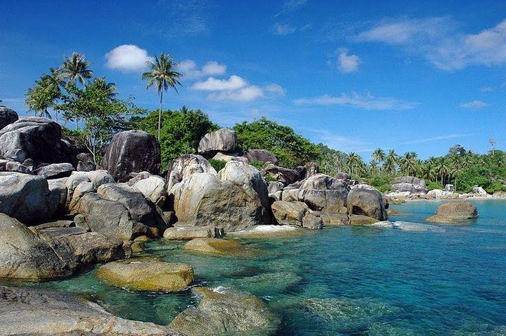 Matras Beach, Bangka-Belitung, Indonesia