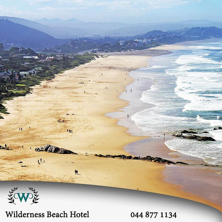The Wilderness Beach Hotel is ideally situated on the shores of the Indian Ocean and has direct access to one of the longest beaches in the Garden Route. Book your stay and prepare for long romantic walks at sunset. #holidays #destination #beaches
