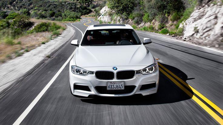2013 BMW 328i | M-Sport front end