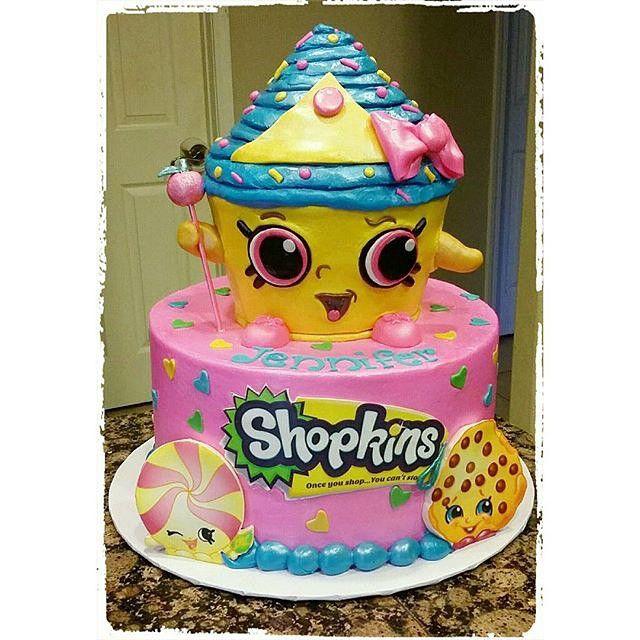 Asda Birthday Cakes Shopkins