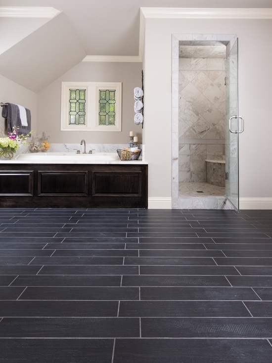 17 best images about bathroom tile on pinterest Tiles arrangement for bathroom