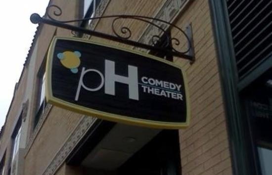 pH Comedy Theater