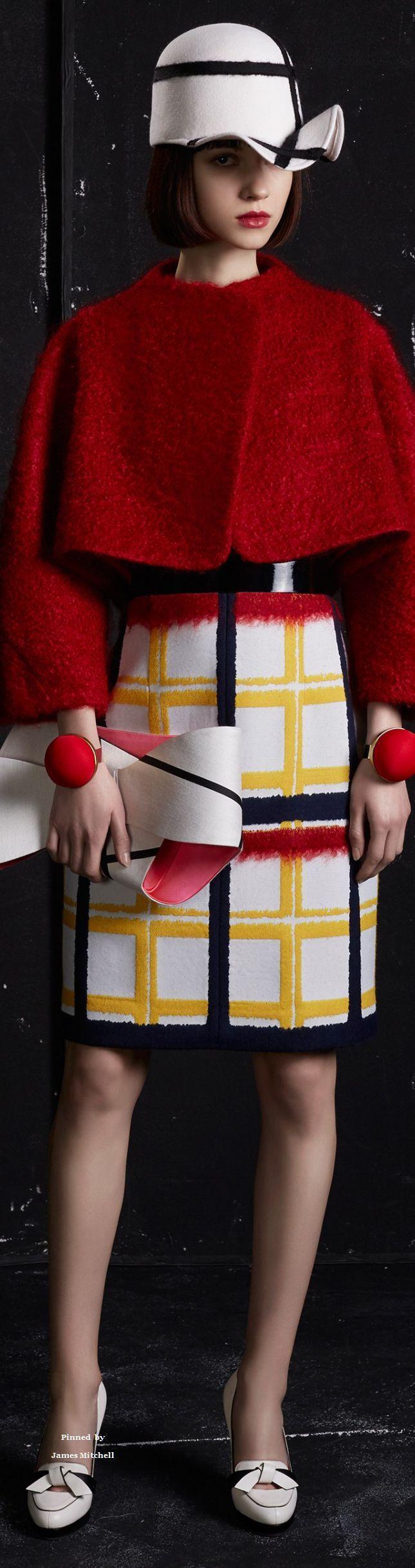 Paule Ka Collection fall 2016 Ready-to-Wear
