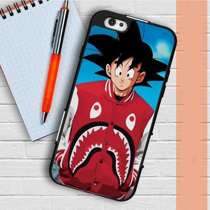 release date 05308 8e56f Goku Bape iPhone 7 | 7 Plus Case | phonecase | Iphone, Phone cases, Bape