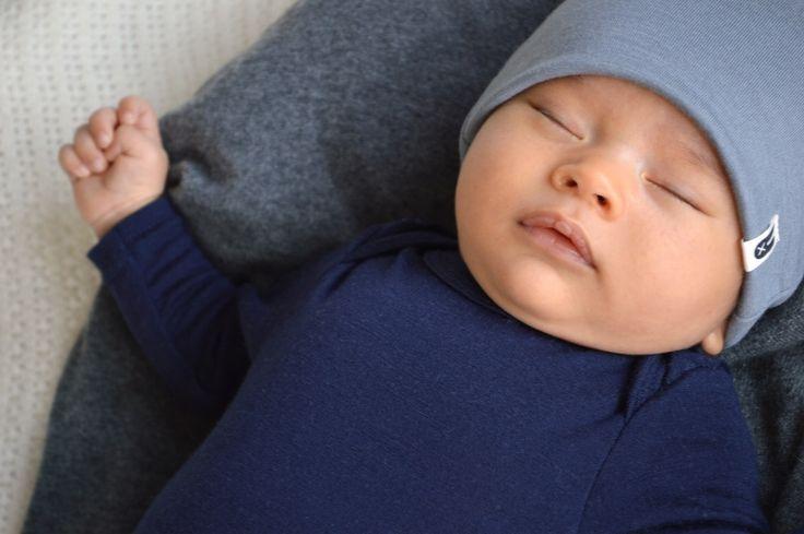 Baby merino slouch hat. 100% merino made in New Zealand