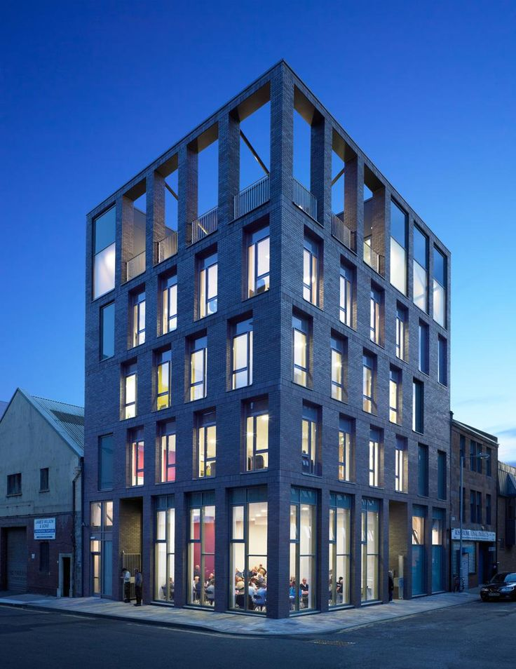 66 best mid rise brick architecture images on pinterest for Top residential architects nyc