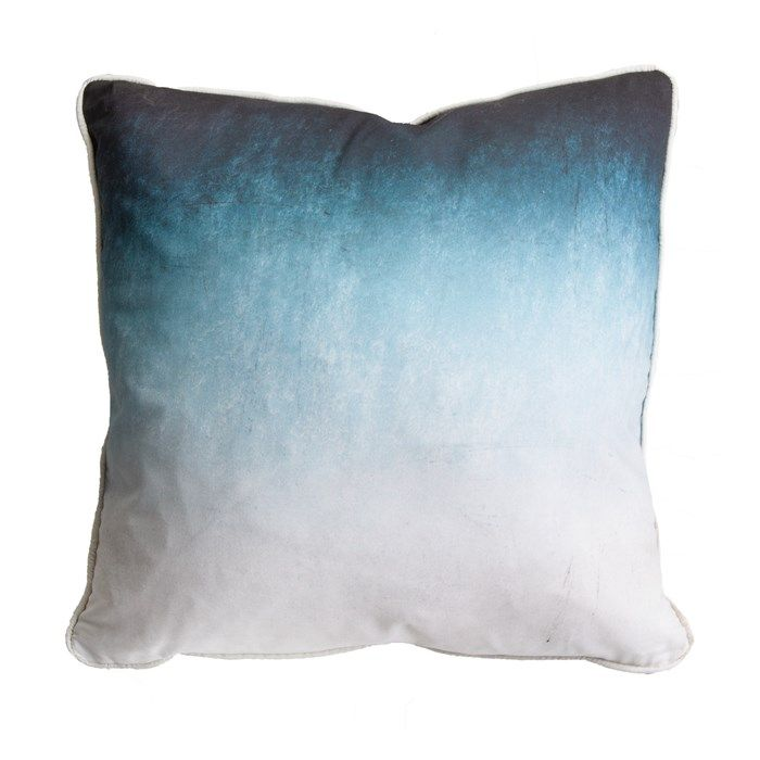 Ink Ombre Pillow