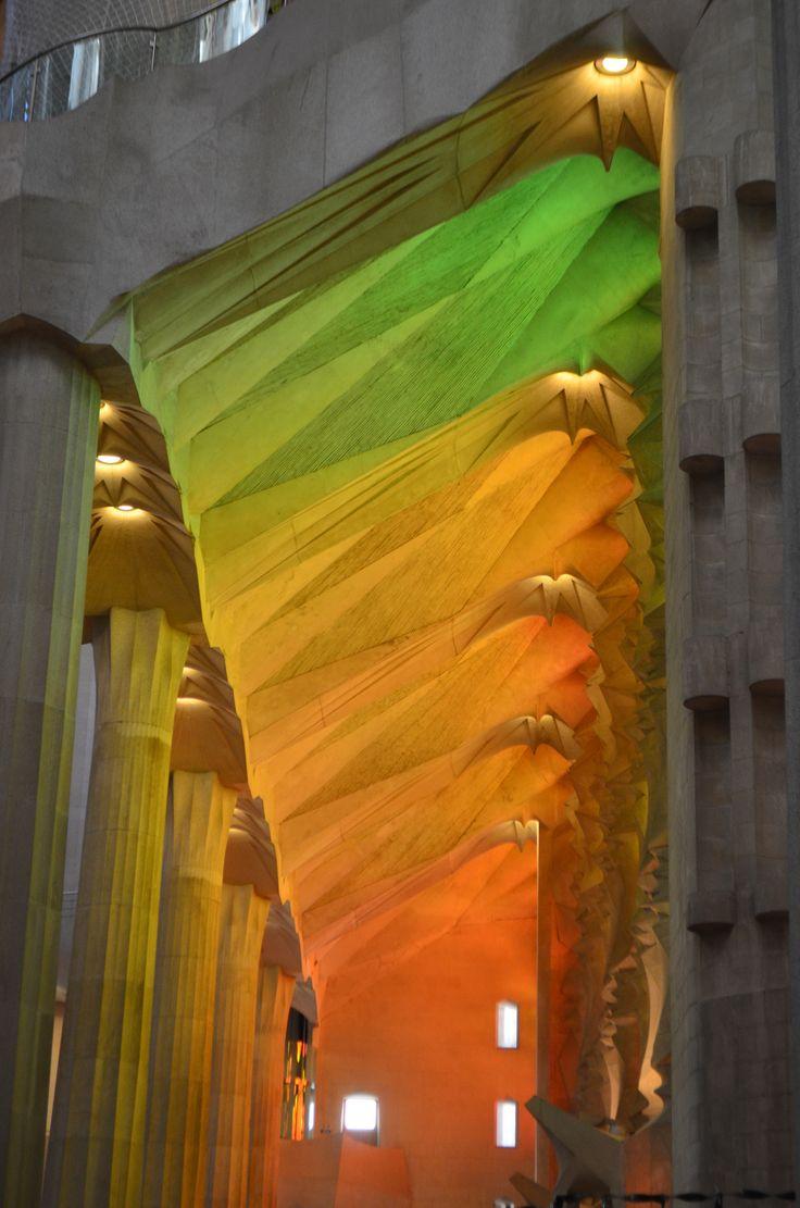 Spectrum Sagrada Familia, Barcelona, Catalonia