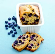 Plumcake integrale ai mirtilli - Tutte le ricette dalla A alla Z - Cucina Naturale - Ricette, Menu, Diete