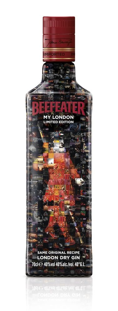 Beefeater My London PD