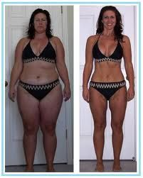 Weight loss motivation before & after photo. Just awesome!