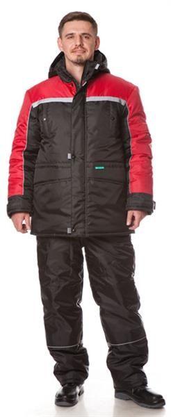 Куртка север утепленная рабочая