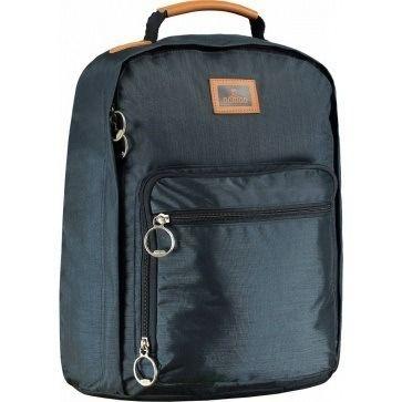 Deze Nomad Polyester Classic College Blauw vind je op www.liefzebraatje.nl