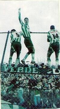 AtleTiba na Baixada, 1996.