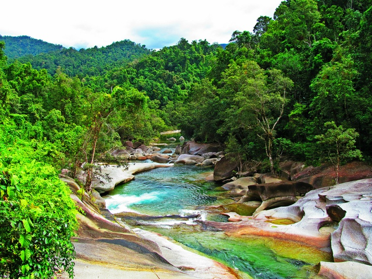 The Boulders, near Babinda, Queensland, Australia-swam and hiked here more times than I can count when living in Oz.