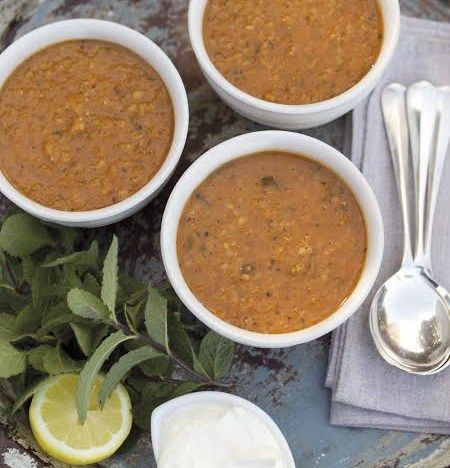 Wednesday Recipes | Annabel Langbein's Turkish Bride Soup