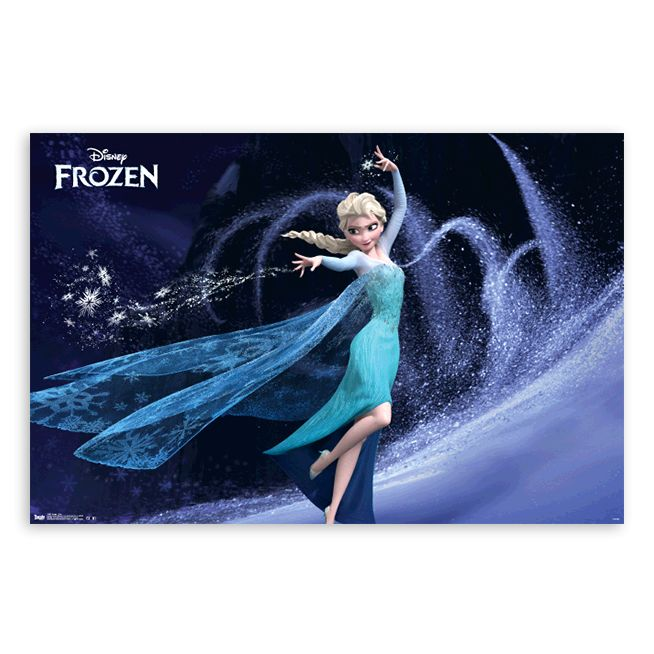 frozen posters | Five Below