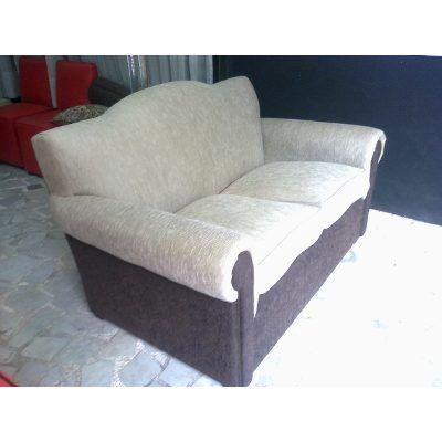 Sillon 2 Cuerpos Chenille Talampaya Fabrica Sofa - $ 5.990,00 en Mercado Libre