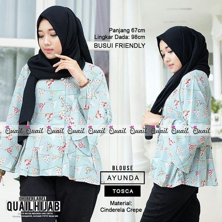 �� 125.000 �� . . . Info dan order silahkan chat : ��WA : 081259739601 ��BBM : 5D3D55CF . . . SEBELUM ORDER BACA KETERANGAN DI GAMBAR YAA �� . . . #fashion #busana #busanamuslim #busanamuslimmurah #bajumuslim #bajumurmer #blouse #atasan #setelan #rok #celana #dress #gamis #kerudung #hijab #jilbab #bajusyari #gamissyari #khimar  #batik #bajubatik #batikcouple #jaket #jualanbaju #jualanku #likeforlike #like4like #likeforfollow  #ootd #ootdhijabindonesia…
